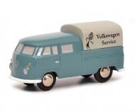 """VW T1 double cab pick-up """"VW Service"""""""