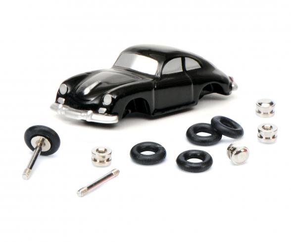 """""""Der kleine Sportwagen-Monteur"""" Porsche 356 Coupé Piccolo Montagekasten"""