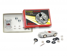 """Der kleine Porsche No1 Monteur"" Porsche No1 Piccolo construction kit"