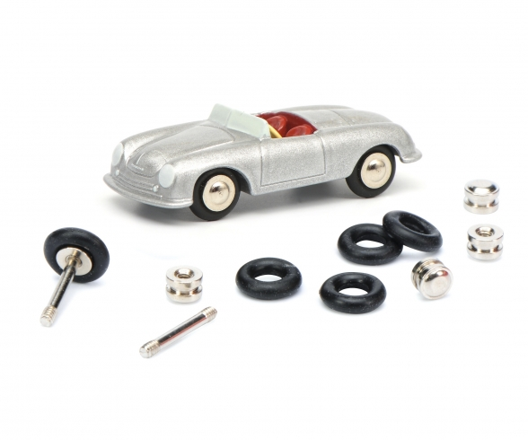 """Der kleine Porsche No1 Monteur"" Porsche No1 Piccolo construction kit"