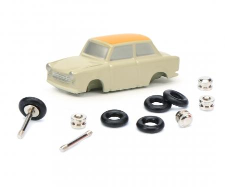 """30 Jahre Mauerfall"" Trabant 601 Piccolo construction kit"