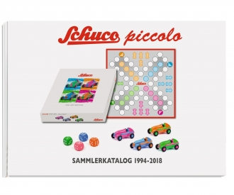 Set Piccolo-Sammlerkatalog 1994-2018 with Mustang