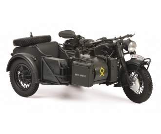 BMW R75 with side car 1:10