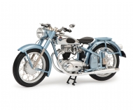 Horex Regina with single seat, blue metallic, 1:10