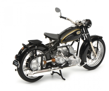 Zündapp KS 601, black, 1:10