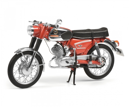 Zündapp KS 50 rot 1:10
