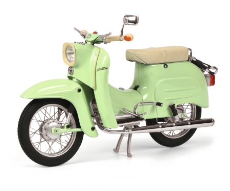 Simson KR51/1 light green1:10