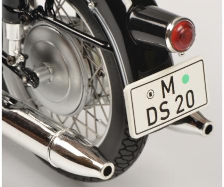 BMW R69S m.Einzelsitz 1:10