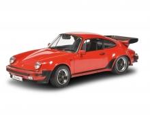 Porsche Turbo 930 red 1:12