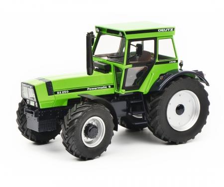 Deutz DX 250, grün, 1:32