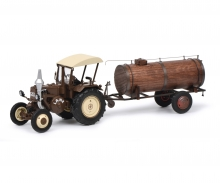 Lanz+roof w.manure trailer 1:32