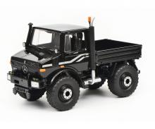 Mercedes-Benz Unimog U1600, schwarz, 1:32