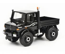 MB Unimog U1600 black 1:32