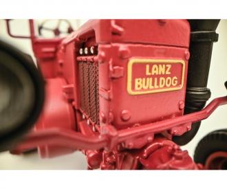 Lanz Bulldog mit Dach 1:32