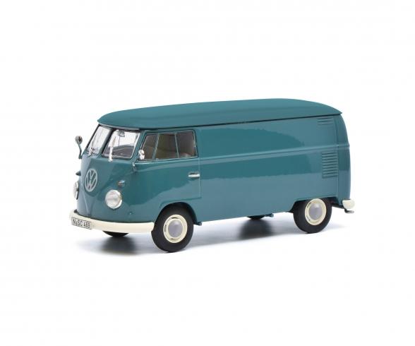 VW T1 Kasten blau 1:32