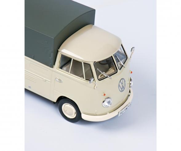 VW T1 Pritsche beige 1:32