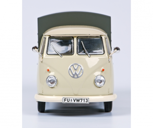 VW T1 pickup beige 1:32