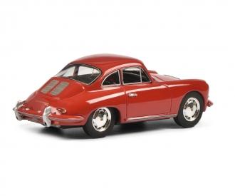 Porsche 356 SC rot 1:43