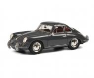 Porsche 356 SC grau 1:43
