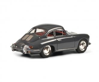 Porsche 356 SC grey 1:43