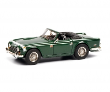 Triumph TR250 grün 1:43