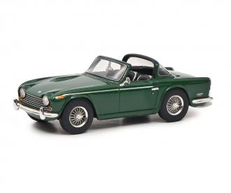 Triumph TR5 green 1:43