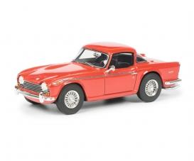 Triumph TR5, red 1:43