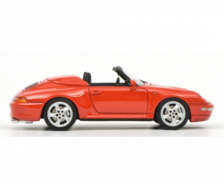 Porsche 911 Speedster, red 1:43