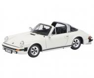 Porsche 911 Targa, grandprix weiß 1:43