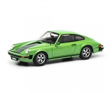 Porsche 911 Coupé, green 1:43