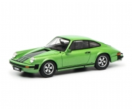Porsche 911 Coupé, grün 1:43