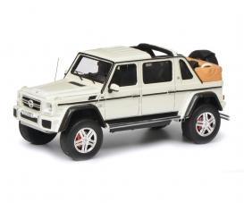 Merc.-Maybach G650, white 1:43