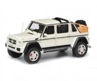Mercedes-Maybach G650 Landaulet, weiß, 1:43