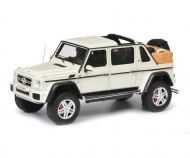 Mercedes-Maybach G650 Landaulet, white, 1:43