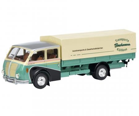 Saurer 3C-H truck  1:43