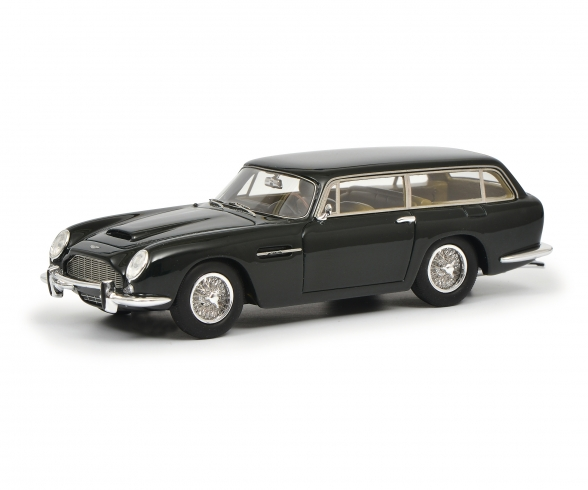 "Aston Martin DB6 ""Shooting Brake"", dunkelgrün, 1:43"