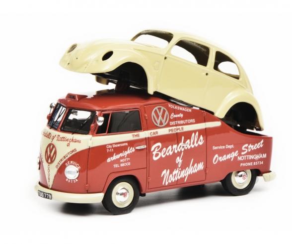 VW T1a Beardalls 1:43