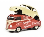 "VW T1a ""Beardalls of Nottingham"", red, 1:43"