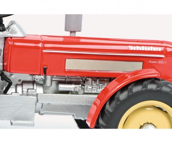 Schlüter 950 V rot 1:32