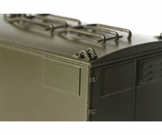 Unimog 404 S box van 1:35