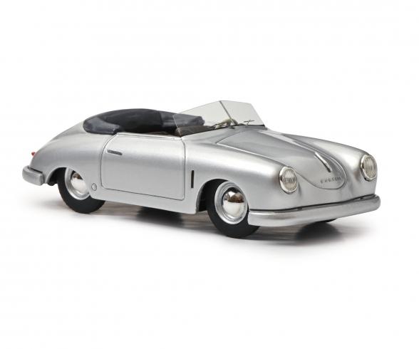 Porsche 356 Gmünd silver 1:43