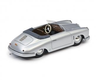 Porsche 356 Gmünd silber 1:43