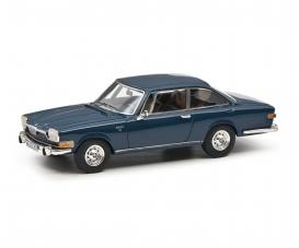 BMW Glas 3000 V8 blau 1:43