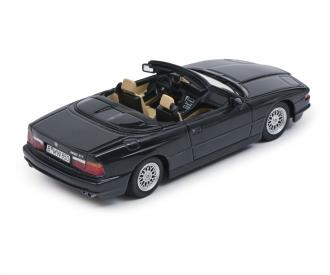 BMW 850 Ci black 1:43