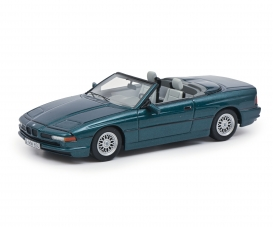 BMW 850 Ci grün 1:43