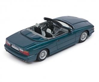 BMW 850 Ci green 1:43