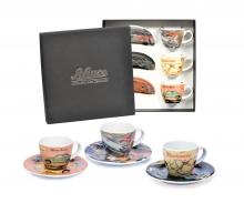 Schuco Espressotassen Set 2