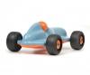 "Studio Racer ""Blue-Pierre"" #8, blue orange"