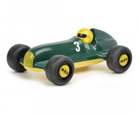 "Studio Racer ""Green-Lewis"" #3, green yellow"