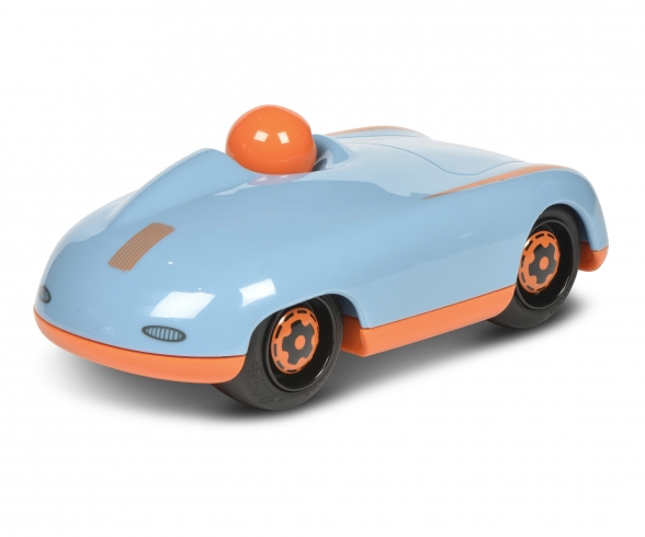 Schuco Roadster Blue-Paul